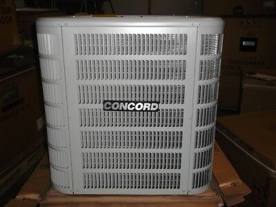 LENNOX/Concord 4SCU13LC136T 3 Ton R410A 13 Seer AC Condenser 3 Phase 208-230V