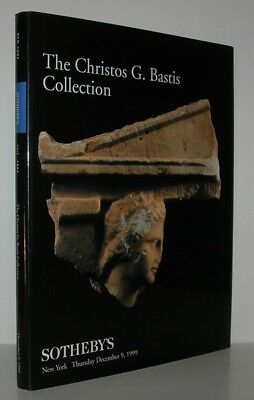 ANTIQUITIES FROM THE COLLECTION OF THE LATE CHRISTOS G. BASTIS - Sotheby's