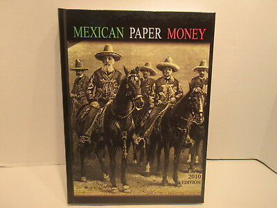 Mexican Paper Money 2010 Edition By Cory Frampton Hardcover Book