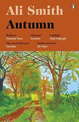 Autumn: Longlisted for the Man Booker Prize 2017 by Ali Smith New Paperback Book