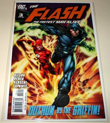 The FLASH : THE FASTEST MAN ALIVE # 3  DC Comic  October 2006  FN/VFN