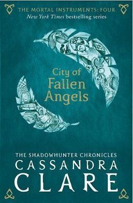 The Mortal Instruments 4: City of Fallen A by Cassandra Clare New Paperback Book