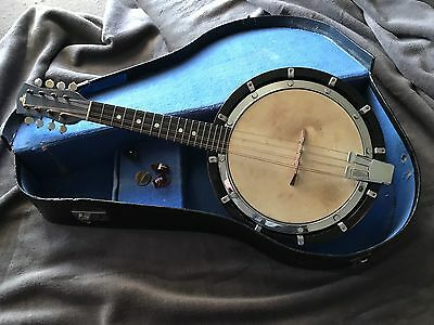British Made Banjo Mandolin