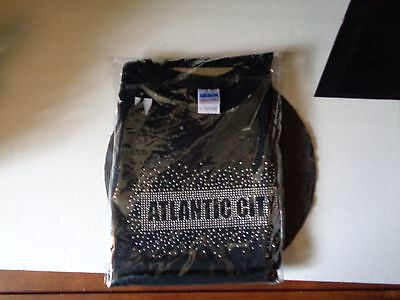 Atlantic City Souvenir Rhinestone T-Shirt Womens XL + BONUS