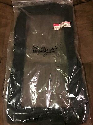 Thirty One 31 Gifts LARGE UTILITY TOTE LID BRAND NEW Black