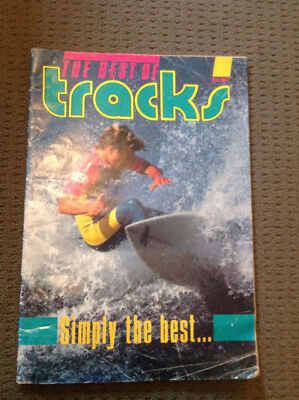 THE BEST OF TRACKS SURFING MAGAZINE ~1980's