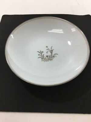 "Noritake ARDIS 5772 China Round Salad Vegetable Serving Bowl 7 3/8""x2"""