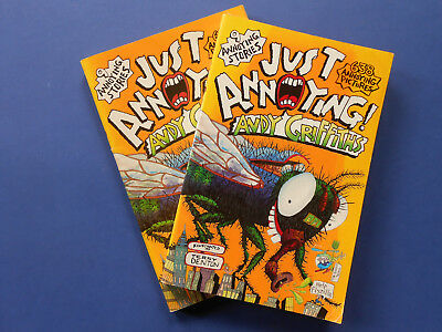 ## JUST ANYTHING - ANDY GRIFFITHS **Free Aust. Post