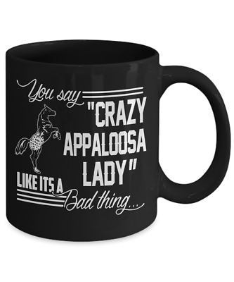 Appaloosa Horse Coffee Mug, Cup