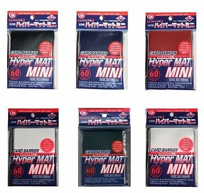 KMC Hyper MAT MINI - Yu-Gi-Oh! / Cardfight!! Vanguard – (60 pcs)