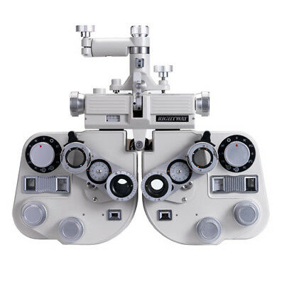 New Optometry Optical Phoropter View Tester White Color