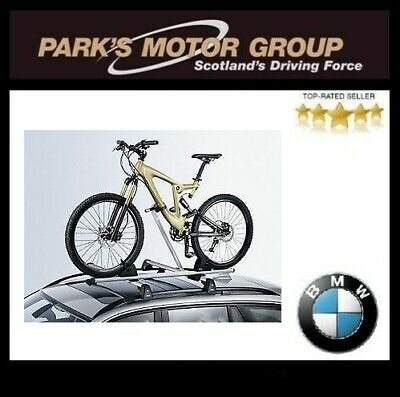 Genuine New BMW Touring Bike/Cycle Holder Carrier Rack - 82712166924