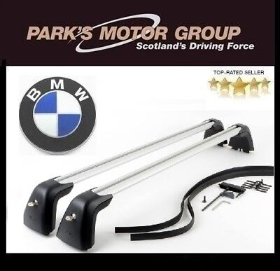 Genuine New BMW 3 Series Roof Bars ( F30 ) - 82712361814