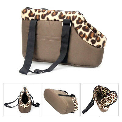 Portable Pet Dog Handbag Purse Carrier Travel Carry Bags Case For Small Animals