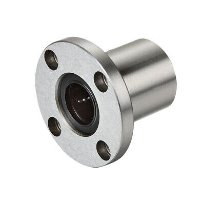 LMF10UU Flanschtyp Lager rund Huels Lager OD 19mm ID 10MM Silber