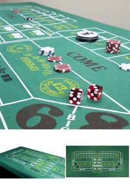 Craps Table Felt by Brybelly