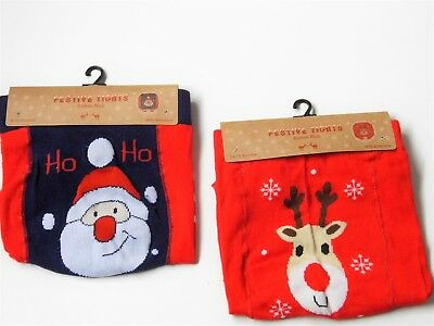 Baby Girl Anti Slip Christmas Picture Tights