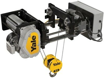 Yale 3 ton Global King Wire Rope Hoist