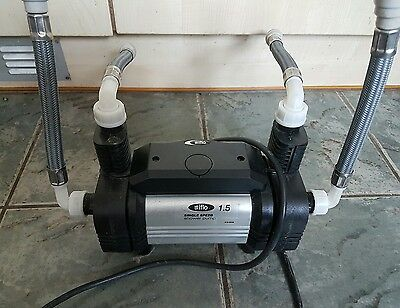 Watermill Wasp 50 Double Shower Pump 163 40 00 Picclick Uk
