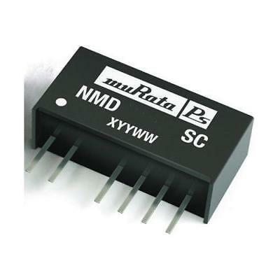 1 x Murata Power Solutions 1W Isolated DC-DC Converter, Vin 4.5-5.5V dc, 1kV dc