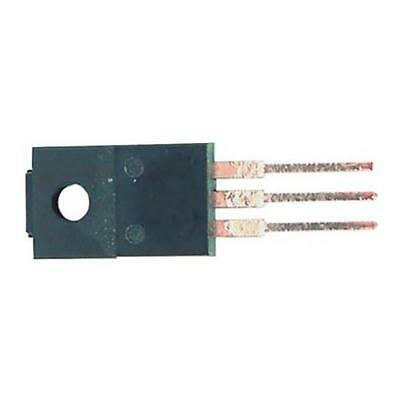 2 x STMicroelectronics STF8N80K5 N-channel MOSFET, 6A, 800V, SuperMESH5, 3-Pin