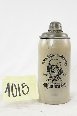 Busted And Repaired German Stein