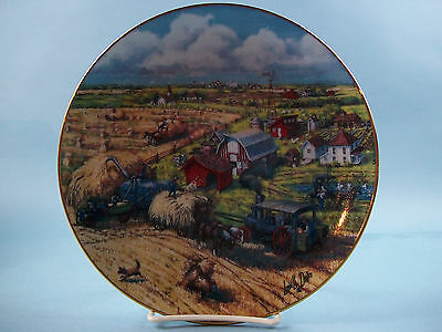 The Danbury Mint American Farm Collection , Down on The Farm #A1334