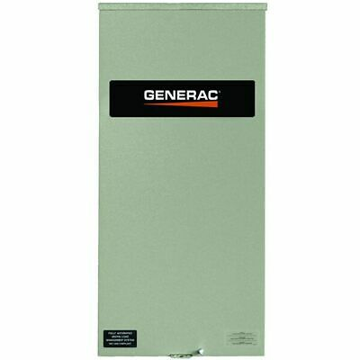 Generac 200-Amp Automatic Smart Transfer Switch w/ Power Management (Service ...