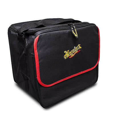 Meguiar's Meguiars Kit Bag / Trunk Organiser Pocket Backpack detailing box- NEW