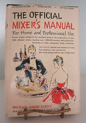 Patrick Duffy's-The Official Mixer's Manual