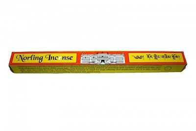 Tibet Norling Incense. 2500 year old recipe.
