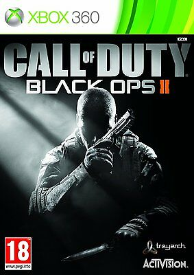 Call of Duty Black Ops 2 COD BO2 for Xbox 360 Brand New & Sealed Game