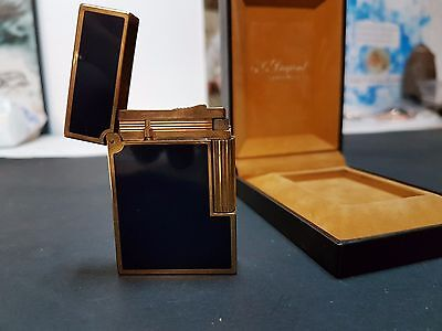 Vintage Dupont Lighter, Original With Box, Working Condition, Rare Item