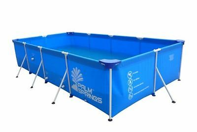 LOCAL P/U ONLY Palm Springs Above Ground Pool With Filter Pump - 4m x 2.1m