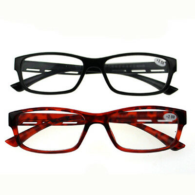 Unisex Spectacles Without Magnetic Reading Glasses Full Rim 1.0 To 4.0 Eyewear