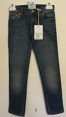 COUNTRY ROAD ~ Unisex Child Medium Blue Denim Skinny Jeans NWT  6 RRP $54.95