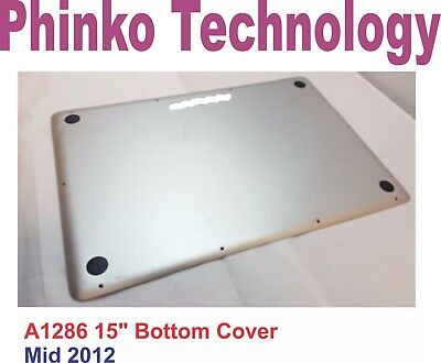 THE BOTTOM COVER CASE FOR MacBook Pro 15-inch, Mid 2012 Model A1286