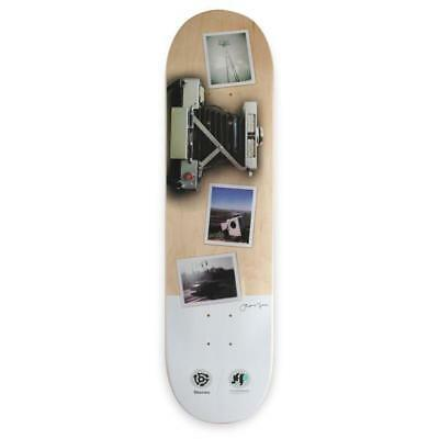 """New Stereo Skateboard Deck 8.0"""" Jason Lee Land Camera - Free Delivery"""