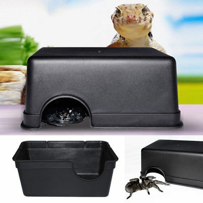 Reptile Snake/Lizard Hide Box Special Shelter High/Low Temperature Resistance
