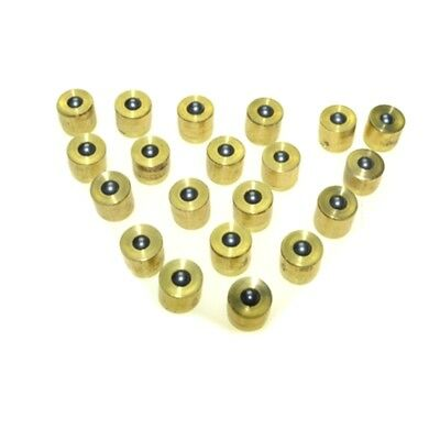 20pcs Brass Push Button Oiler Press Fit Ball Oiler Nipple For Hit miss Engine