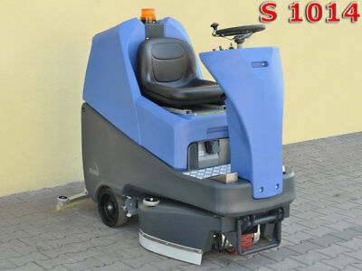 NUMATIC TRO 650 Vario 200 SCRUBBER DRYER / 2013 yr / 264 mth / 6800£ 0% TAX