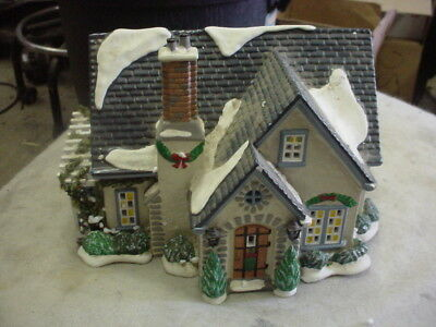 The Original Snow Village Hidden Ponds House Department 56 Dept 1998 (7)