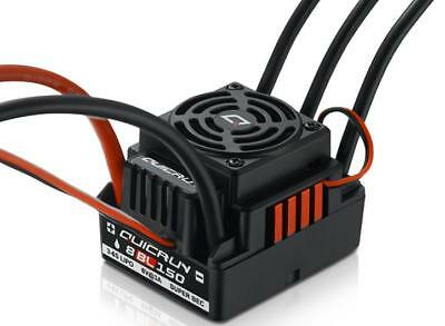 Hobbywing QUICRUN WP 8BL150 Brushless ESC Speed Controller 150A 1:8 Water Proof