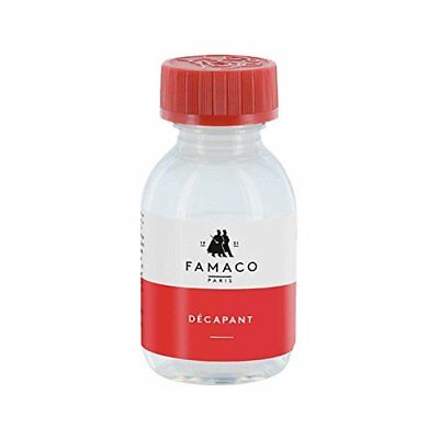 Famaco Decapant Leather Colour Stripper Stain Remover - Clean Leather
