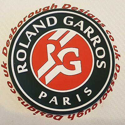 Peugeot 205 206 306 Roland Garros Large Fridge / Tool Box Magnet / Coaster