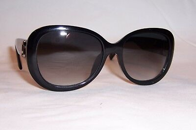 624341b0ab38 MARC JACOBS MARC 162/S 807 9O Sunglasses Black Gold Frame Grey ...