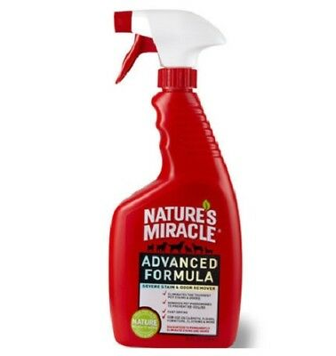 Natures Miracle Advanced Formula Pet Severe Stain & Odor Remover 709ml