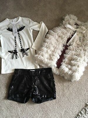 Girls Outfit by Miss Grant - BNWT - 10/11 yrs (38)