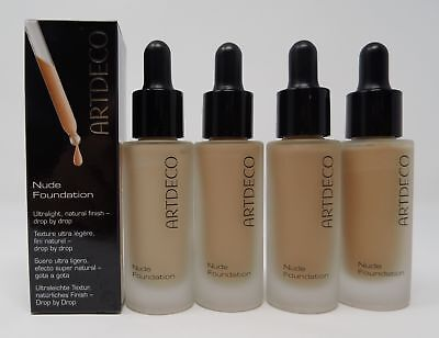 Artdeco Nude Foundation 80 Honey - 20 ml