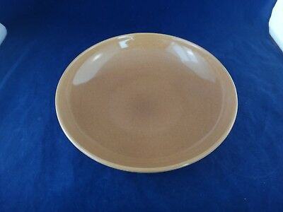 Russel Wright Iroquois Casual China APRICOT Round Serving Bowl 10""